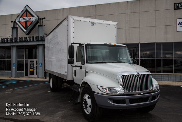 2012 International 4300 | Unit L-608