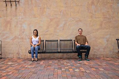 Travis & Raquel e-session