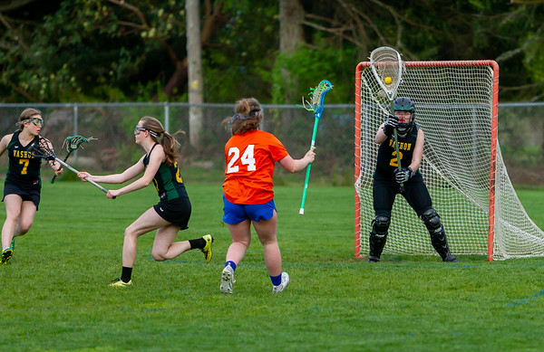 Set seven: Vashon Valkyries Lacrosse v Graham-Kapowsin Orange