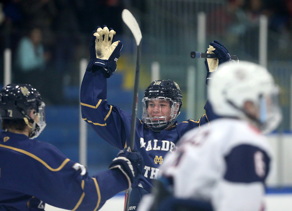 Central Catholic vs Malden Catholic Hockey