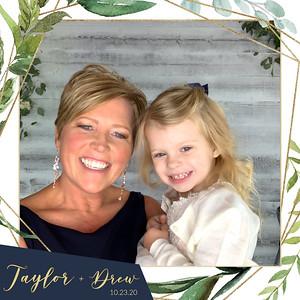 Taylor + Drew Wedding
