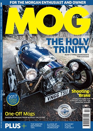 Trinity - Morgan 3Wheeler - MOG Magazine