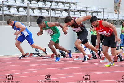European Combined Events Athletics Ribeira Brava 2019