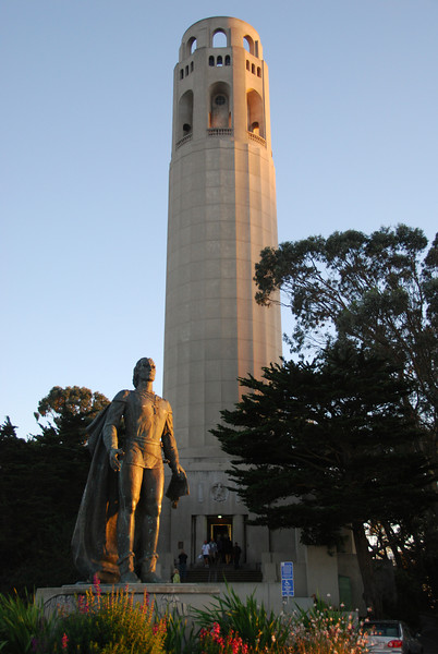 Coit Tower  © 2007 Brian Neal