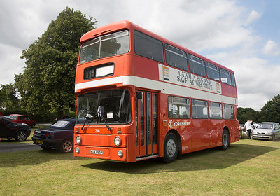 Heath Common Bus Rally 12th July 2015