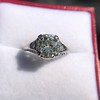 1.88ctw Platinum Filigree Solitaire Ring by C.D. Peacock, GIA S-T, VS 6