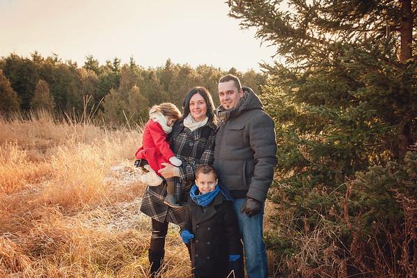 Papandrea Family Retouched - 2013