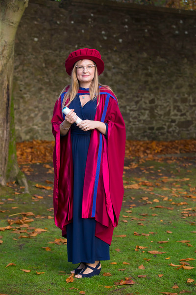 01/11/2018. Waterford Institute of Technology (WIT) Conferring Ceremonies 2018. Pictured is Irena Loveikaite from Waterford. Picture: Patrick Browne