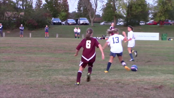Oct. 20 - Hailey Soccer Video Highlights