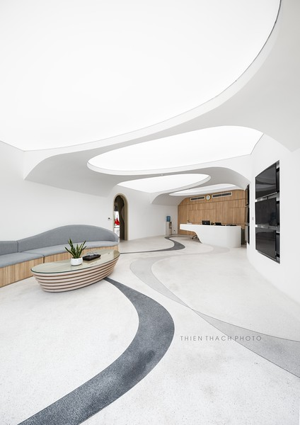 Green Lani Academy Interior Design by architect Trần Hữu Thọ