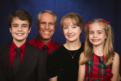 Atherton Family 2017