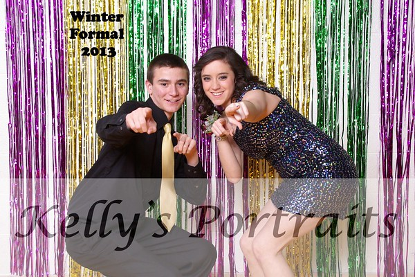 2012-2013 MH-MA Winter Formal