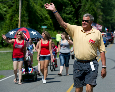 Golden Beach Independence Day Parade 6/28/2014