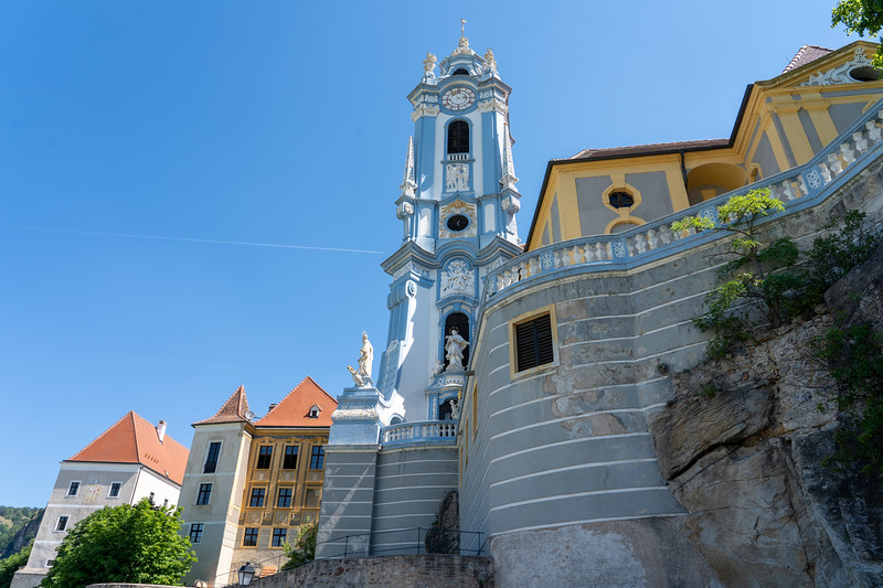 Abbey Church of Dürnstein