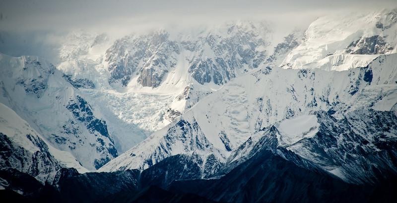 """Mt McKinley """"foothills""""."""