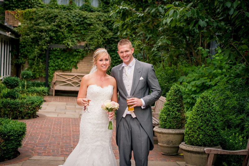 Rebecca & Aaron Wedding Photographs