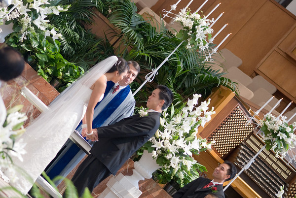 July 7, 2007 | Meli & Hung Wedding