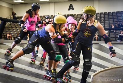 2016-11-19 game 1 South Side Roller Derby v Arizona Derby Dames