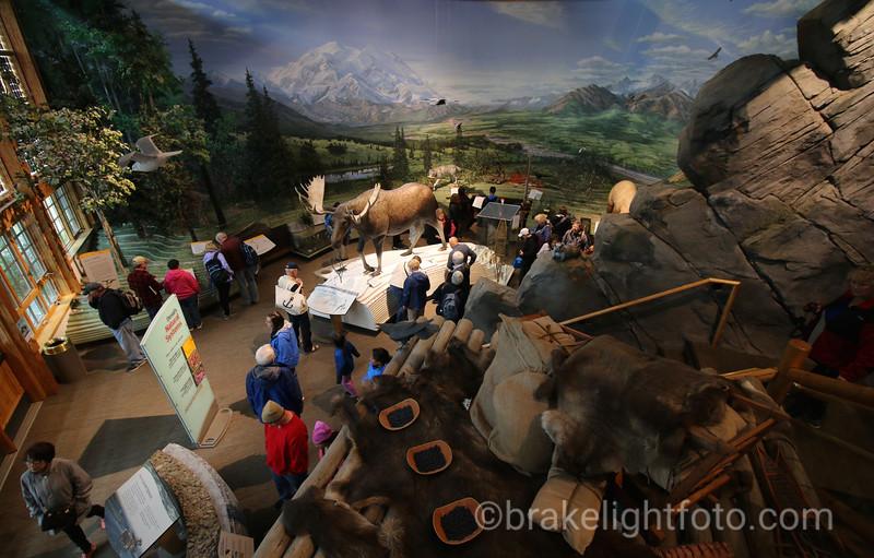 Denali National Park Visitor's Center