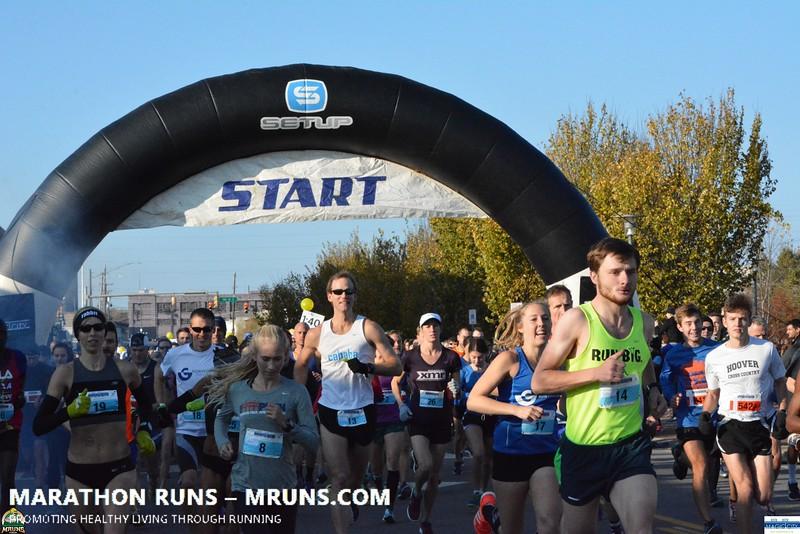 2017 Magic City Half Marathon & 5k