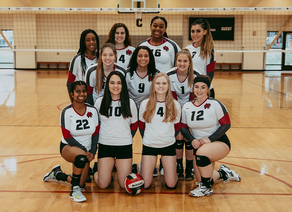 SC-Womens Volleyball
