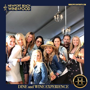 10.06.2018 Newport Beach Food And Wine Festival
