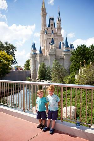 frist trip to Disney