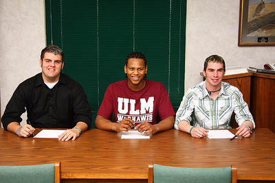 Letters of Intent, Feb. 6, 2008