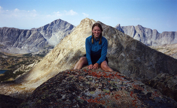 Wind Rivers and the Continental Divide Trail