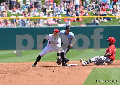 Indianapolis Indians vs Louisville Bats 5/5/19