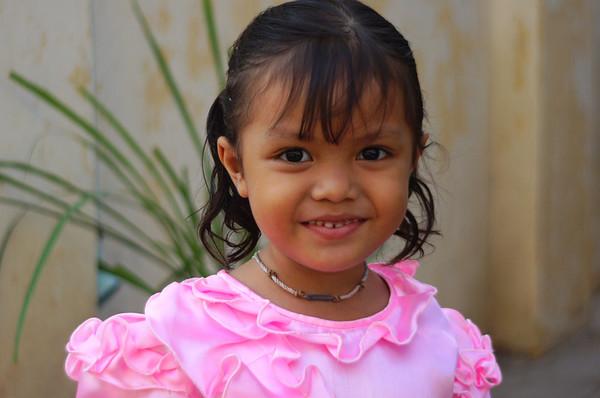 Cambodia I (Distinct Faces)