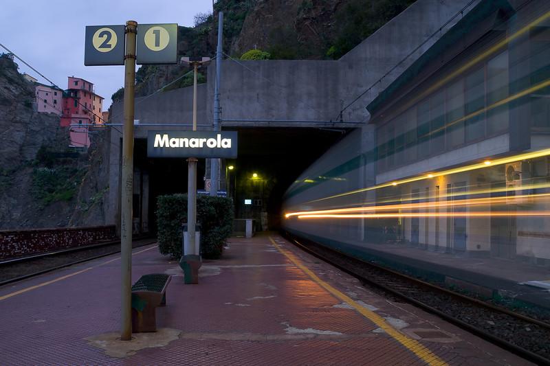 Manarola Depot