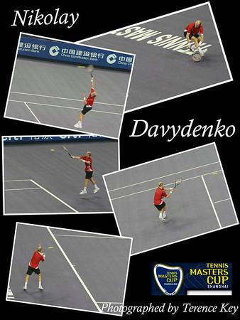 Tennis Masters Cup 08, Shanghai