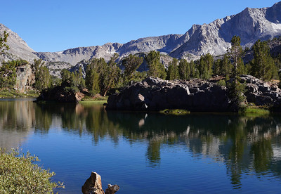 August 27, 2012 South Lake / Bishop Pass - Sierra Nevada Mts.