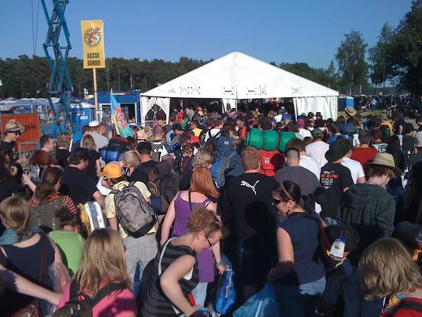 Hurricane Festival 2010