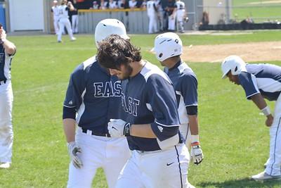 OE Varsity Boys Baseball Vs Dekalb 2017