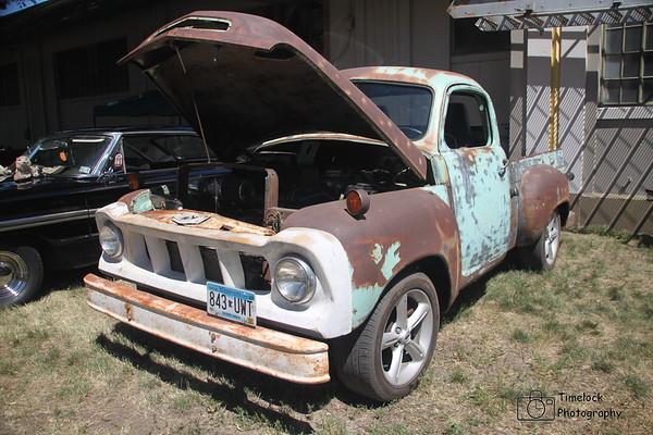 58 Studebaker Transtar Custom