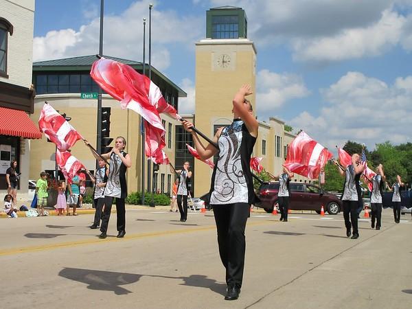 Sun Prairie Flags of Freedom Parade 2019