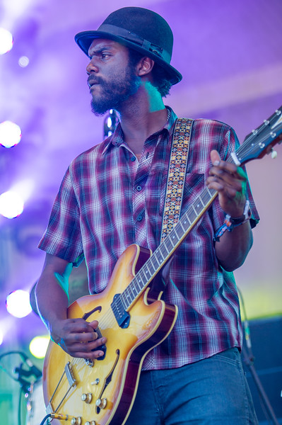 Gary Clark Jr. plays Lollapalooza