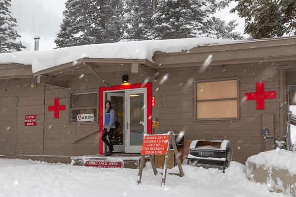 Mogul Medical Interior Remodel Taos Ski Valley