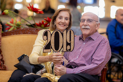New Year's Resolution Party 2018