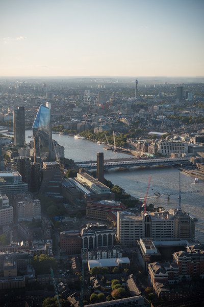 View from the Observation Deck at the Shard