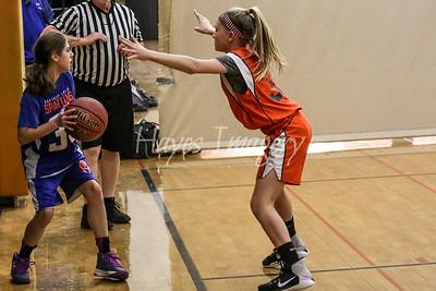 Basketball Spartan V Northampton