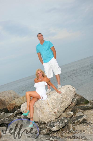 Eleanor & Gregg - Kings Park Bluff - July 9, 2014