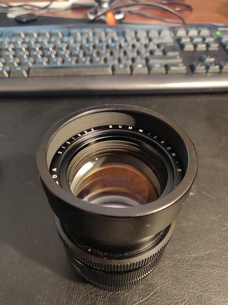 Leica R 90mm 2 Summicron - Serial 3131688 005.jpg