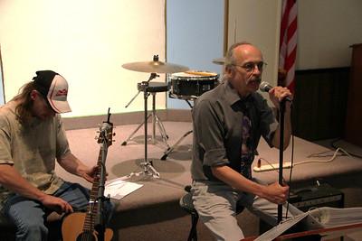 Open Stage, Community Arts Center, Tamaqua (6-28-2012)