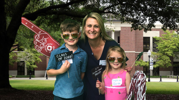 New Student Signing Party- Lower School