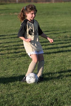 Girls Soccer - 09/26/06