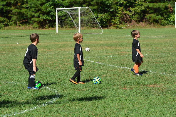 Evan soccer