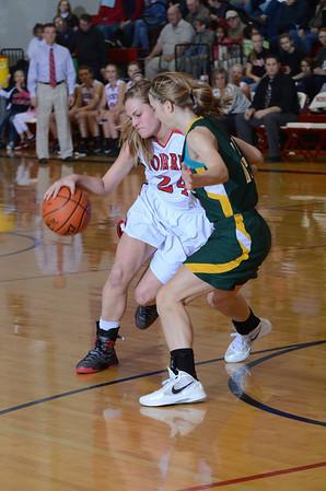 Varsity Girls Basketball vs Gretna